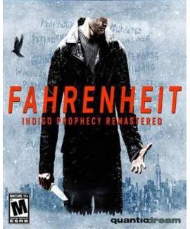 Aktivační klíč na Fahrenheit: Indigo Prophecy