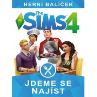 The Sims 4: Jdeme se najíst