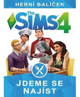 Aktivační klíč na The Sims 4: Jdeme se najíst