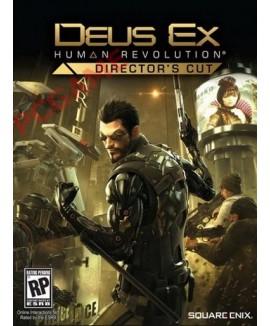 Aktivační klíč na Deus Ex: Human Revolution (Directors Cut)