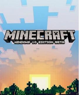 Aktivační klíč na Minecraft (Windows 10 Edice)