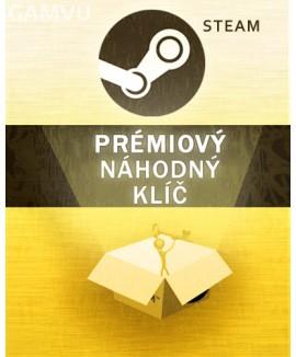 Aktivační klíč na Náhodný Steam klíč PREMIUM