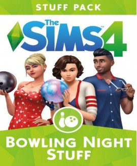 Aktivační klíč na The Sims 4: Bowlingový večer