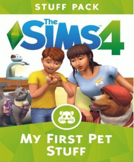 Aktivační klíč na The Sims 4: Můj první mazlíček