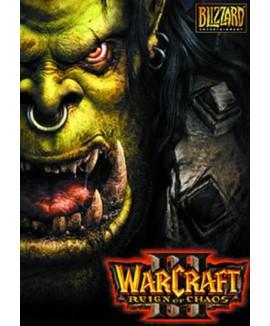 Aktivační klíč na Warcraft 3: Reign of Chaos
