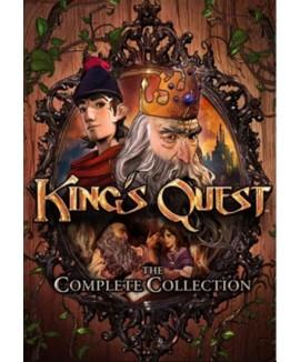 Aktivační klíč na Kings Quest Complete Collection