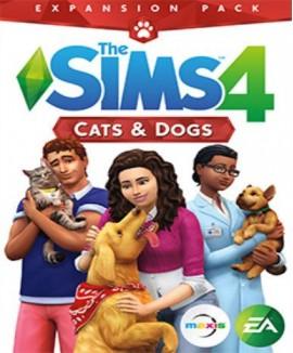 Aktivační klíč na The Sims 4: Psi a kočky