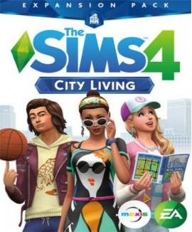Aktivační klíč na The Sims 4: Život ve městě