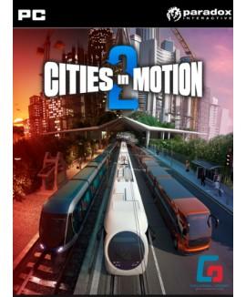 Aktivační klíč na Cities in Motion 2