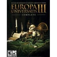 Europa Universalis III (Complete Edition)