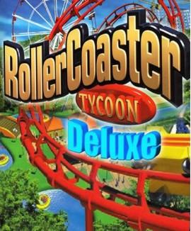 Aktivační klíč na RollerCoaster Tycoon: Deluxe