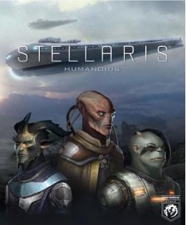 Aktivační klíč na Stellaris - Humanoid Species Pack (DLC)