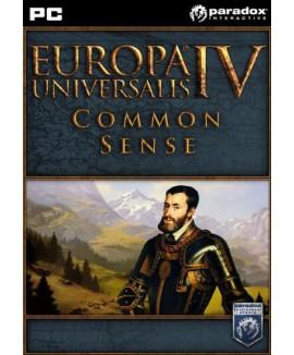 Aktivační klíč na Europa Universalis IV - Common Sense (DLC)