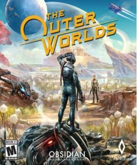 Aktivační klíč na The Outer Worlds