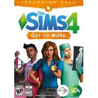 The Sims 4: Hurá do práce