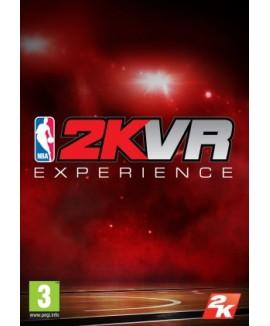 Aktivační klíč na NBA 2KVR Experience [VR]