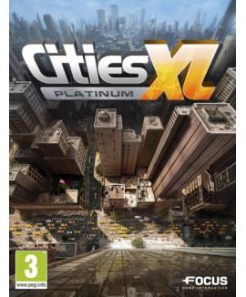 Aktivační klíč na Cities XL Platinum