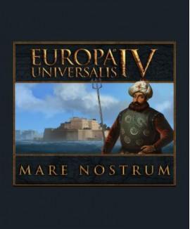 Aktivační klíč na Europa Universalis IV - Mare Nostrum (DLC)
