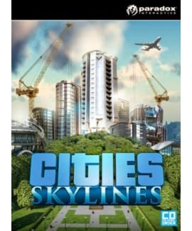 Aktivační klíč na Cities: Skylines