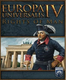 Aktivační klíč na Europa Universalis IV - Rights of Man (DLC)