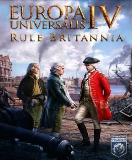 Aktivační klíč na Europa Universalis IV - Rule Britannia (DLC)
