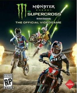 Aktivační klíč na Monster Energy Supercross: The Official Videogame