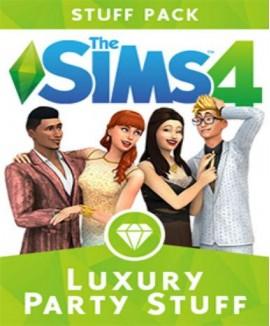 Aktivační klíč na The Sims 4: Přepychový večírek