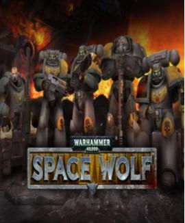 Aktivační klíč na Warhammer 40,000: Space Wolf