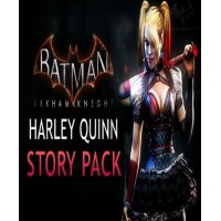 Batman: Arkham Knight - Harley Quinn (DLC)