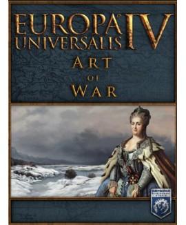 Aktivační klíč na Europa Universalis IV: Art of War (DLC)