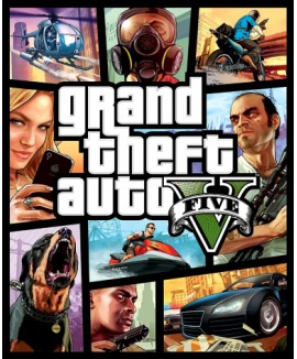 Aktivační klíč na Grand Theft Auto V (GTA 5)