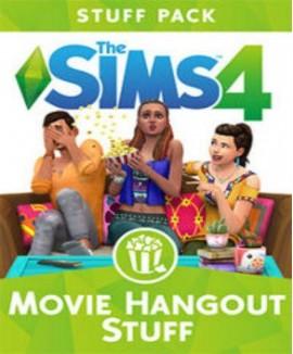 Aktivační klíč na The Sims 4: Domácí kino