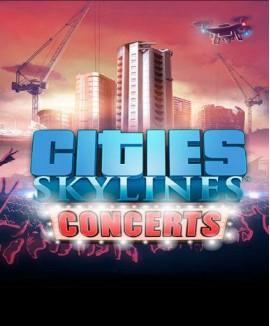 Aktivační klíč na Cities: Skylines - Concerts