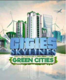 Aktivační klíč na Cities: Skylines - Green Cities