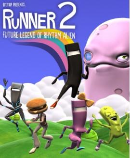 Aktivační klíč na Runner2: Future Legend of Rhythm Alien
