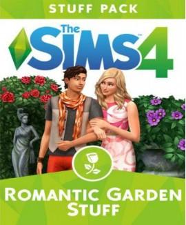 Aktivační klíč na The Sims 4: Romantická zahrada