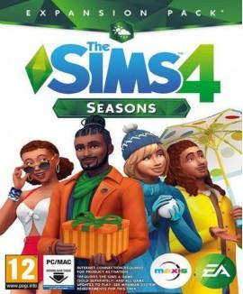Aktivační klíč na The Sims 4: Roční období