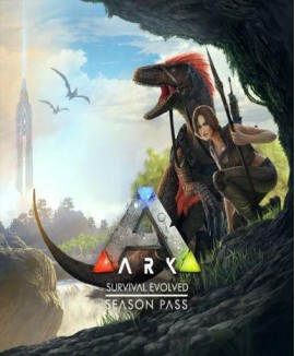 Aktivační klíč na ARK: Survival Evolved - Season Pass (DLC)