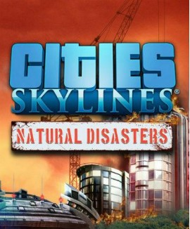 Aktivační klíč na Cities: Skylines - Natural Disasters