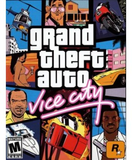 Aktivační klíč na Grand Theft Auto: Vice City