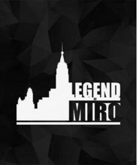 Aktivační klíč na Legend of Miro