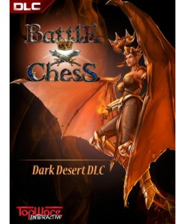 Aktivační klíč na Battle vs Chess - Dark Desert DLC