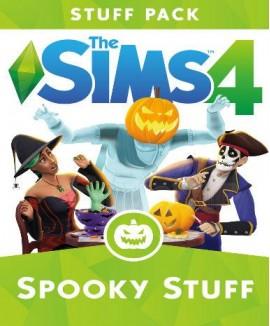 Aktivační klíč na The Sims 4: Strašidelné věcičky