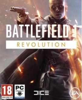 Aktivační klíč na Battlefield 1 (Revolution Edition)
