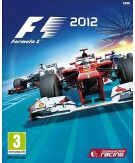 Aktivační klíč na F1 2012