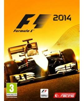 Aktivační klíč na F1 2014