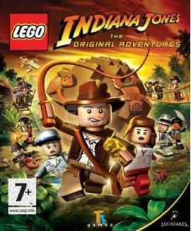 Aktivační klíč na LEGO Indiana Jones: The Original Adventures