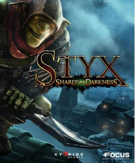 Aktivační klíč na Styx: Shards of Darkness