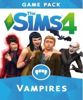Aktivační klíč na The Sims 4: Upíři