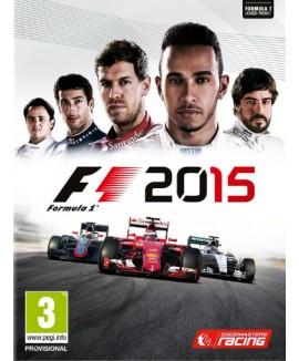 Aktivační klíč na F1 2015